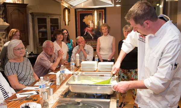 Kitchen Studio Cooking Class