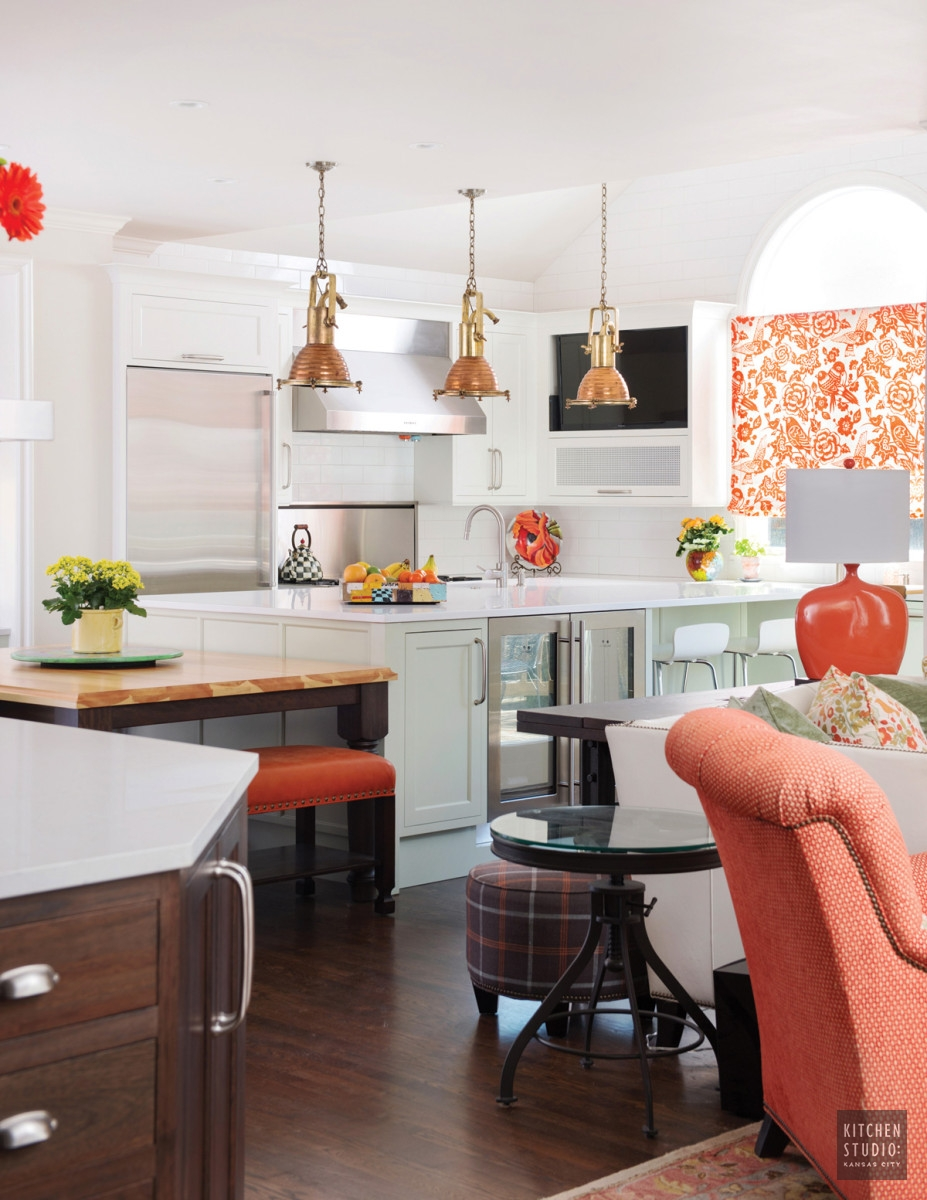 Kitchen Studio - Bold Kitchen Designs & An Original Recipe - Kitchen Studio: Kansas City
