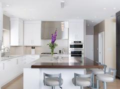 Kitchen Studio Clean and Crisp