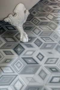 Tile Ideas -  marble floor tile