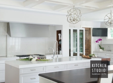 Kitchen Studio:KC Kitchen Remodeling Example